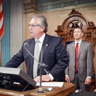 Michigan Republicans just tried to designate a day to celebrate corporations