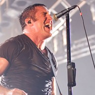 Nine Inch Nails is coming to Detroit, tickets are only available to purchase in person