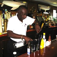 The last word: The Hummer was created by mixologist Jerome Adams at Bayview
