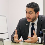 Why Abdul El-Sayed's long-shot bid for governor merits attention
