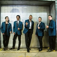 Doo Wop Project and DSO reimagine Motown at Orchestra Hall this weekend