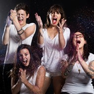 Rejoice! Seattle's ultimate girl squad Thunderpussy will play the Pike Room