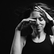 Righteous babe Ani DiFranco is headed to Ann Arbor's Power Center