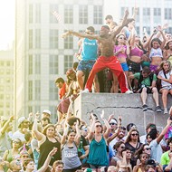 So many ravers visited Detroit for Movement that it set a record for Airbnb