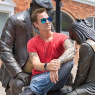 Michigan's Jeff Gutt leads Stone Temple Pilots' third act
