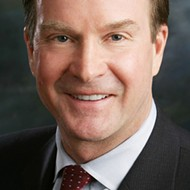 Bill Schuette is hiding from more than a half-dozen Detroit media outlets