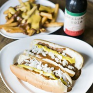 Detroit's first vegan coney island, Chili Mustard Onions, opens next week