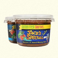 Ferndale's Garden Fresh salsa put up for sale