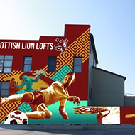 Hamtramck to get massive Detroit City Football Club mural