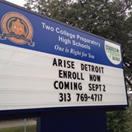Another Detroit charter school abruptly closes, leaving students hanging in the balance