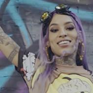Neisha Neshae drops 'Me and My Dawgs' video
