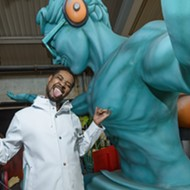 Danny Brown brings Bruiser Thanksgiving to Masonic Temple's roller rink