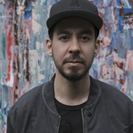 Linkin Park's Mike Shinoda is heading to Detroit for his first solo tour
