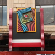 The new marquee for the Fillmore Detroit draws strong opinions