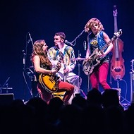 The Accidentals record a new song with the Cleveland-based Contemporary Youth Orchestra