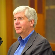 It's too late to stop Rick Snyder