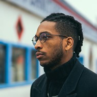 Detroit rapper King - V wants to push soul music forward