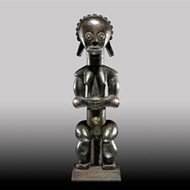The Flint Institute of Arts has a new African art exhibition