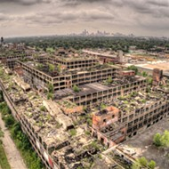 Barstool Sports thinks it knows Detroit based on drone footage
