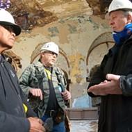 Structural inspection reveals Detroit's historic Grande Ballroom holds promise for restoration