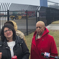 Tlaib joins Detroit protest against Marathon oil refinery malfunction