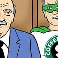 Comics: 'Coffeebucks-Man'