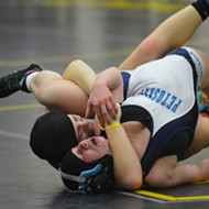 Michigan had its first-ever girls high school wrestling state championships