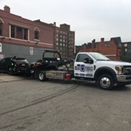 Detroit's Breakthrough Towing doesn't have a license to operate