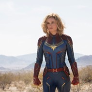 Review: 'Captain Marvel' has a dash of '90s girl power, but mostly exists to serve Disney's quest for domination