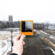 Detroit Polaroids get super sized for 'Larger Than Life' at Tangent Gallery