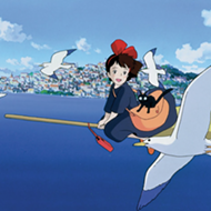 Grab your broomstick for screening of 'Kiki's Delivery Service' at Michigan Theater