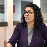 Tlaib's Washington battles get the headlines, but Detroit comes first