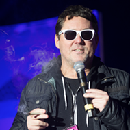 Stoner, joker, and midnight toker Doug Benson will give you a contact buzz at Royal Oak Music Theatre