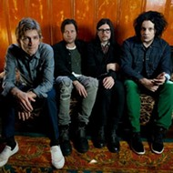 The Raconteurs add second Detroit Masonic Temple show