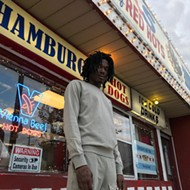 Up-and-coming Chicago rapper Lucki heads to El Club