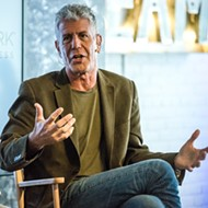 Dine on ants and mole-braised beef tongue at Anthony Bourdain tribute dinner