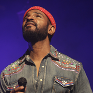 A musical about Marvin Gaye is now playing at Detroit's Fisher Theatre