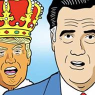Comics: 'Tomorrow's News Today'