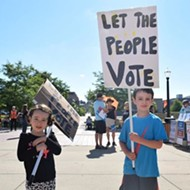 Anti-gerrymandering group Voters Not Politicians presses on, despite U.S. Supreme Court ruling