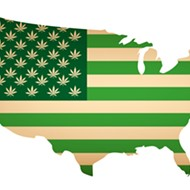 Know your states: This is where recreational marijuana is legal in North America