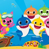 Doo doo doo doo doo doo you know that 'Baby Shark Live!' is coming to Detroit this fall?