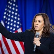 Kamala Harris introduced legislation to decriminalize marijuana on federal level