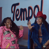 Call the fire department —Lizzo releases video for 'Tempo' with Missy Elliott