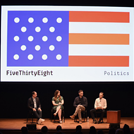 The FiveThirtyEight podcast will discuss the debate shitshow live at the Majestic