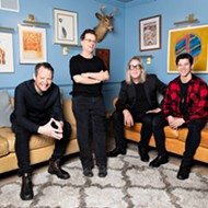 Ben Folds and Violent Femmes will rock the suburbs at Meadow Brook