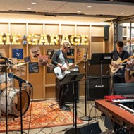 Rock & Roll Hall of Fame's new interactive space, The Garage, gives vistors a hands-on musical experience