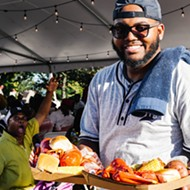 Claw is the law —  the Great American Lobster Fest returns to Detroit
