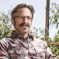 'Podfather' Marc Maron on the 'act of desperation' that changed his life