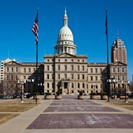Michigan lawmakers urged to address infrastructure and education budget shortfalls
