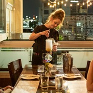 Savant, the restaurant with 'bumps' of caviar, opens in Detroit